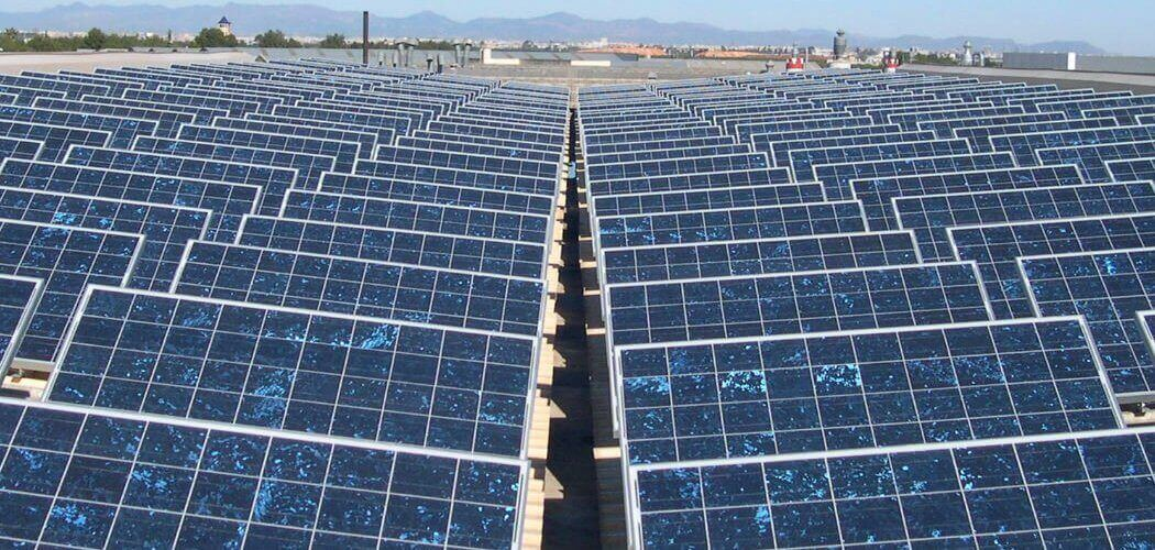 Instal·lació energia solar fotovoltaica